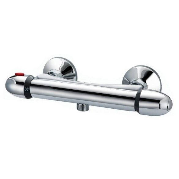 Yoka Home Thermo termosztátos zuhany csaptelep - króm
