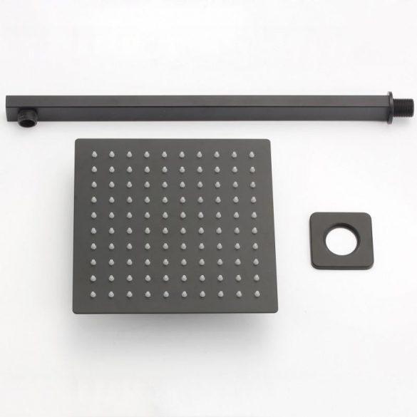 Yoka DUAL-30 falsík alatti zuhanyrendszer - fekete