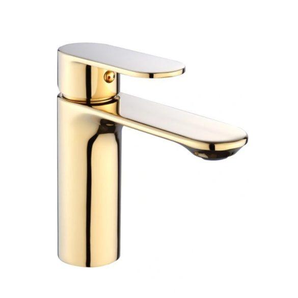 Mexen Milo mosdó csaptelep - arany (71300-50)
