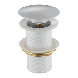 Mexen klikk-klakk önzáró mosdó leeresztő szelep - fehér (79910-20)