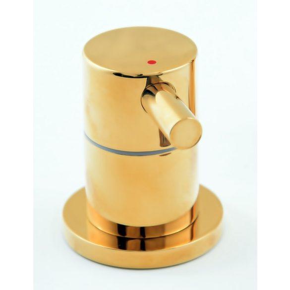 Gamma Roy Gold 4in1 kádra telepíthető csaptelep - arany