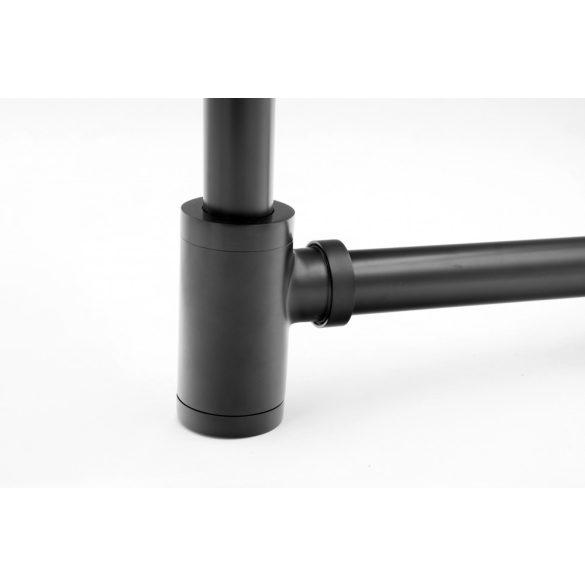 Gamma mosdószifon - teleszkópos - fekete