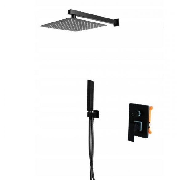 Gamma ZN6 falsík alatti zuhanyrendszer - fekete